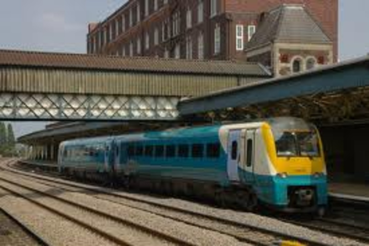Trains between Leominster and Ludlow have been disrupted due to interference from a BBC radio transmitter.