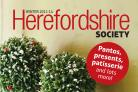 Herefordshire Society Magazine Winter 2013/14