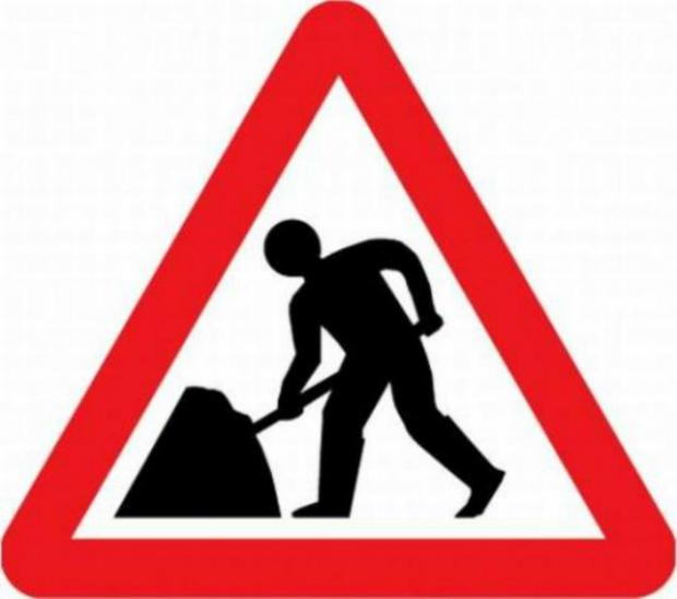 Resurfacing work will be undertaken on the A49 this weekend.