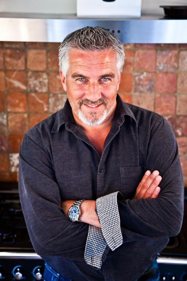 Hereford Times: Celebrity chef Paul Hollywood gave a cooking demonstration at last year's Flavours of Herefordshire Food Festival.