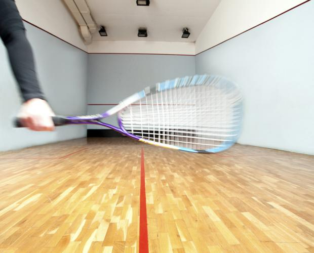 Hereford Times: Leominster's only remaining squash court is to close as part of a £1.3m investment to the centre. (3983136)