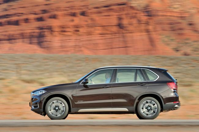 BMW creates another new niche with the powerful X5
