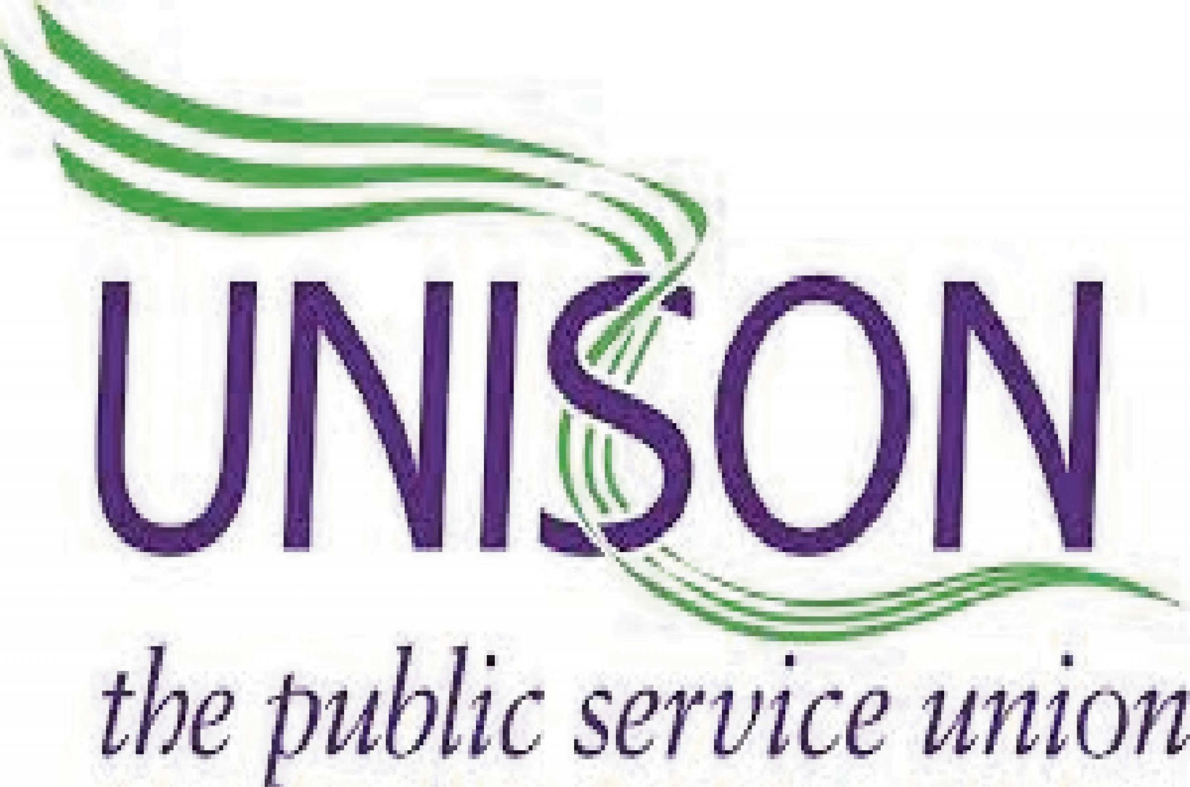Unison is in consultation with Balfour Beatty to try and retain as many jobs as possible.