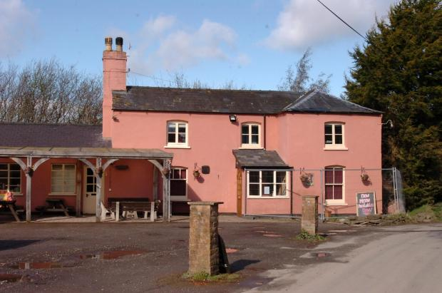 Hereford Times: The Yew Tree pub in Preston on Wye