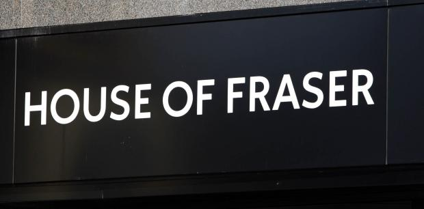 Hereford Times: House of Fraser could double its number of stores