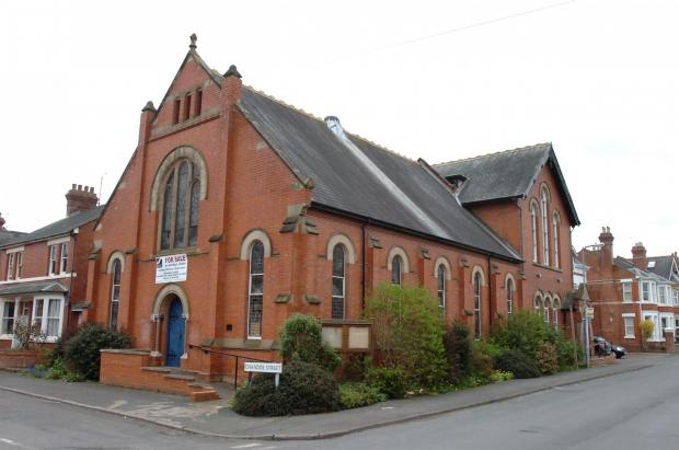 Hereford Times: 1415_12001Chandos Methodist Church is for sale. (5337539)