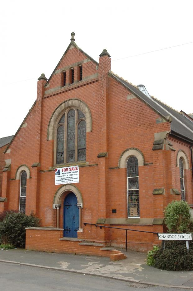 Hereford Times: Chandos Methodist Church. (5337547)