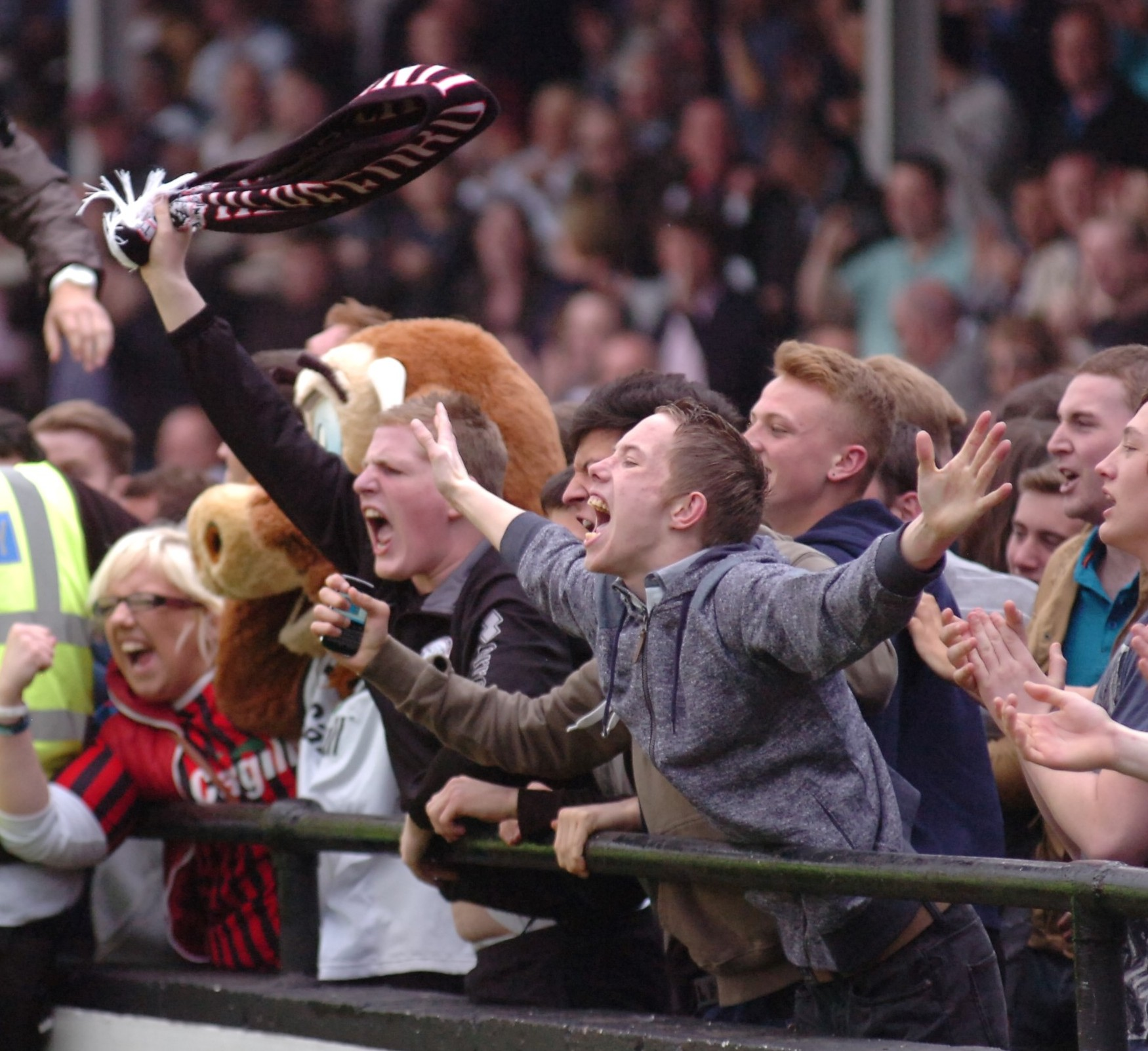 Fans must boycott Hereford United Football Cub, urge London Bulls supporters' group