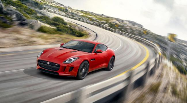 The new Jaguar F-Type: Lifestyle to the max.