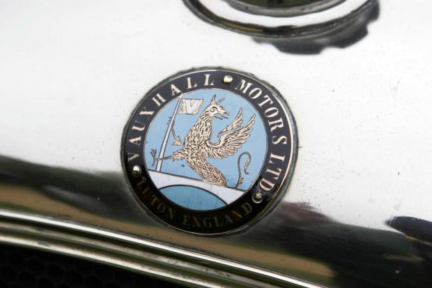 Hereford Times: Vintage Vauxhall is a credit to First World War engineering