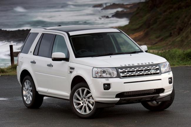 New Freelander has had an impressive makeover.