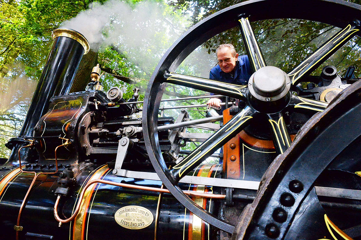 Full Steam Ahead for Marcle Attraction