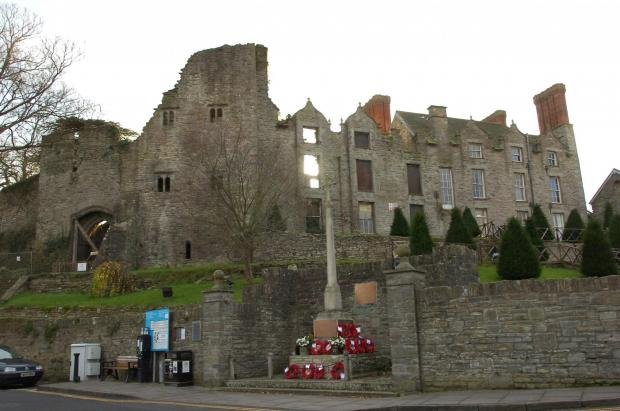 Hay Castle could open to the public for this first time in its 900-year history.