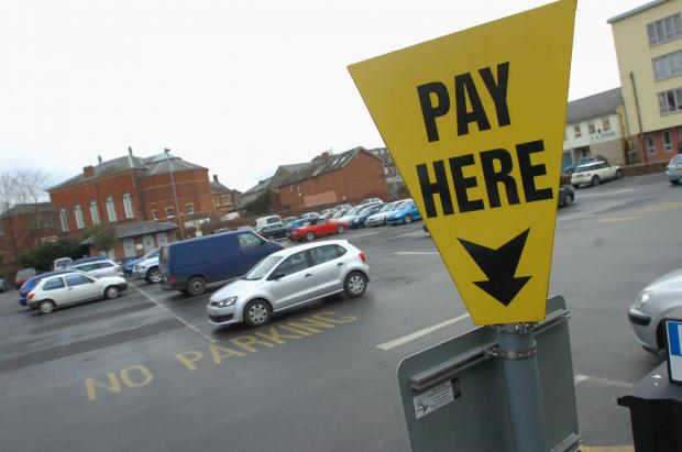 Drivers will have to pay more to park at the Merton Meadow car park in Hereford.