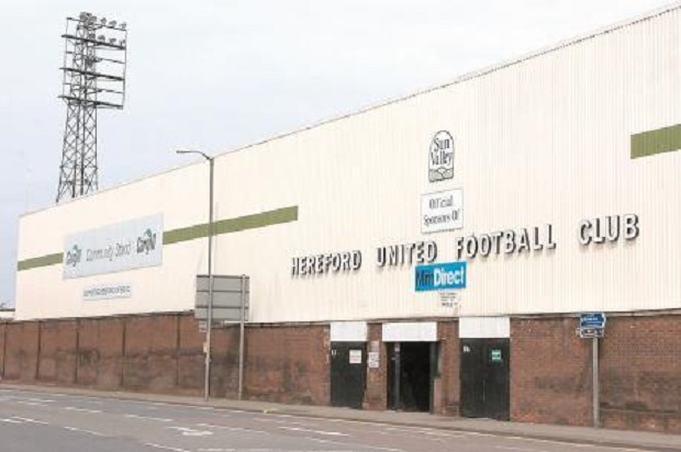Hereford United survive winding up order