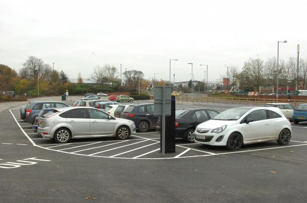 Ray Weston of Stretton Sugwas writes regarding increases on car park charges in Hereford