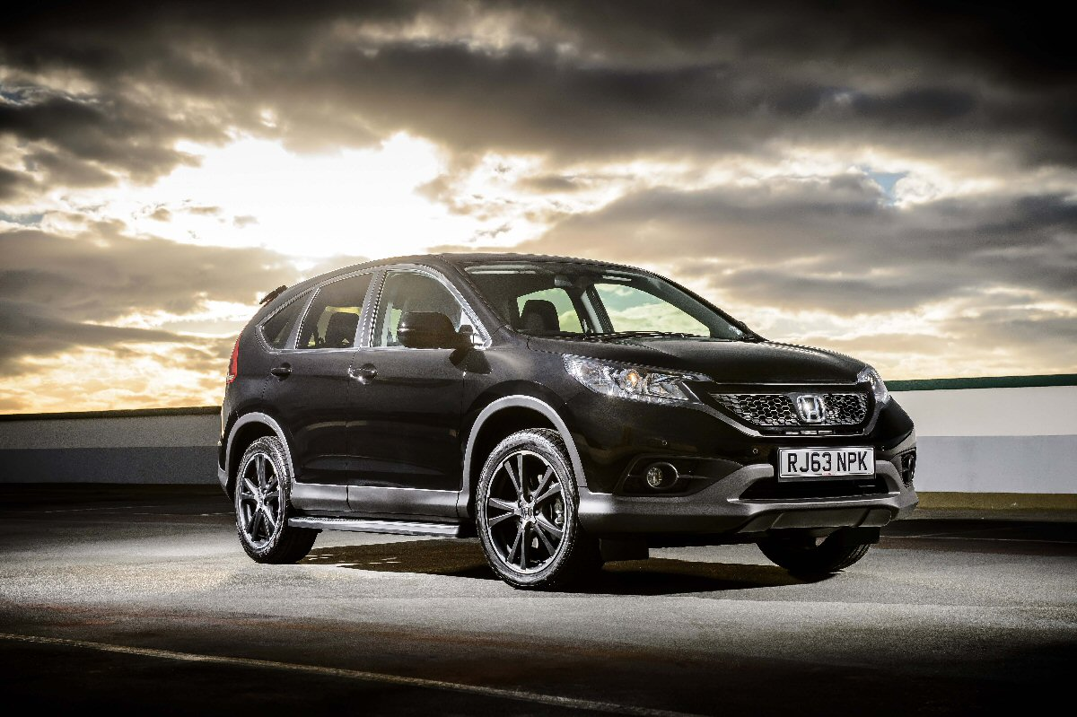 Reliability top notch: Honda CR-V 2.2 i-DTEC