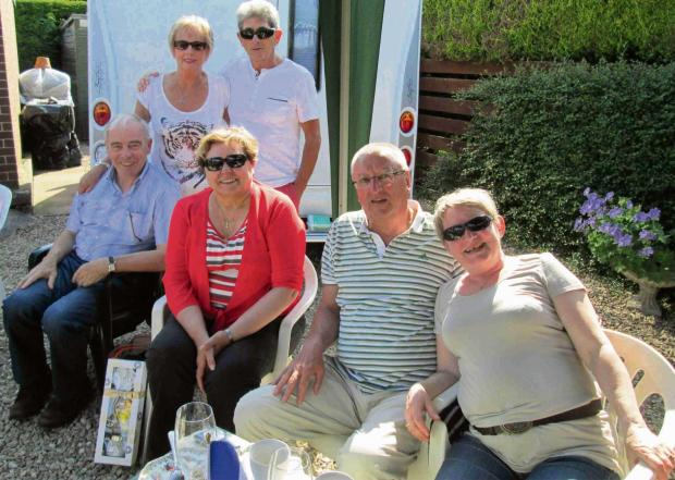 Hereford Times: Enjoying a traditional