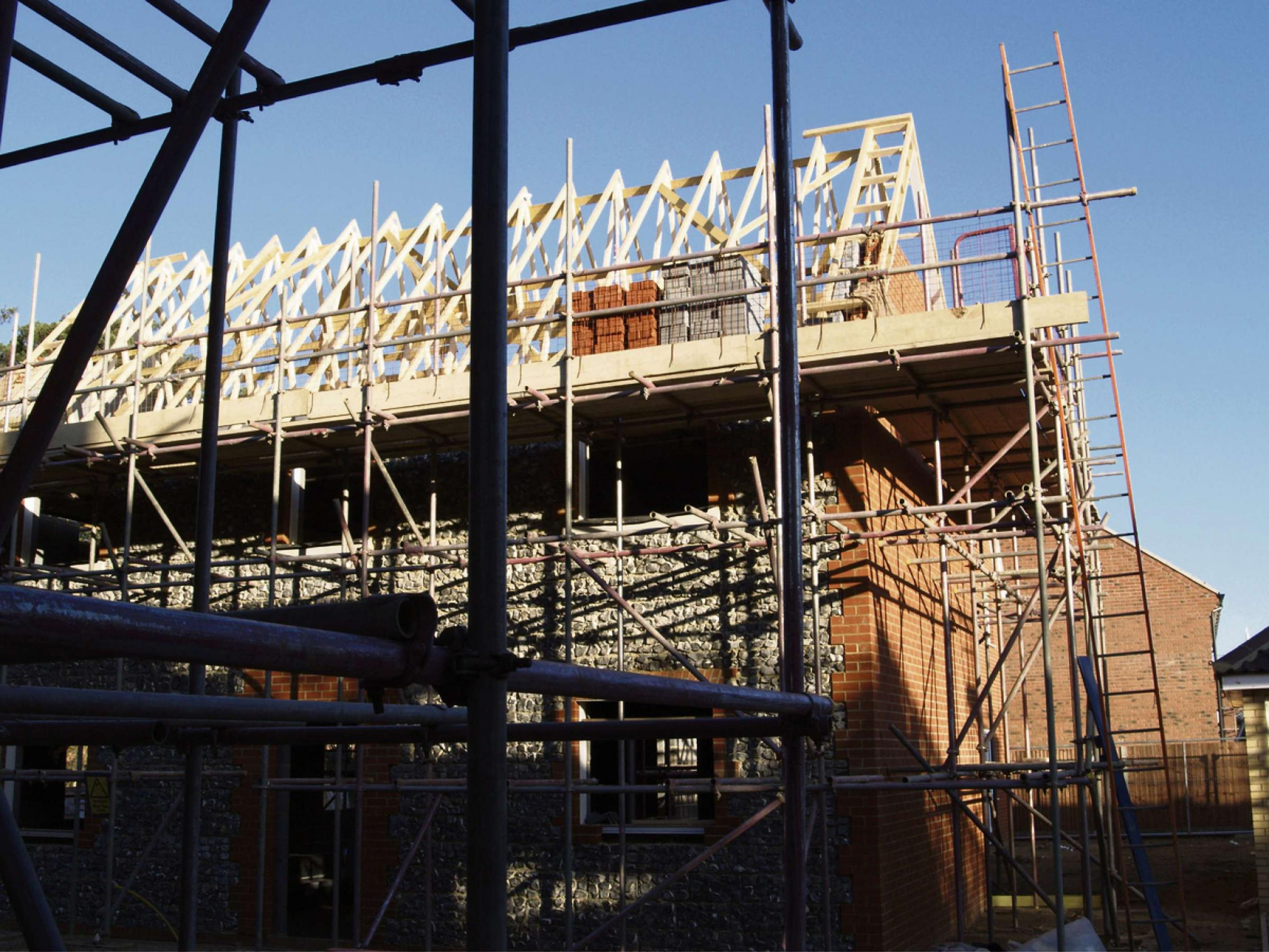 Up to 114 houses could be built in Lea if planning applications are approved.