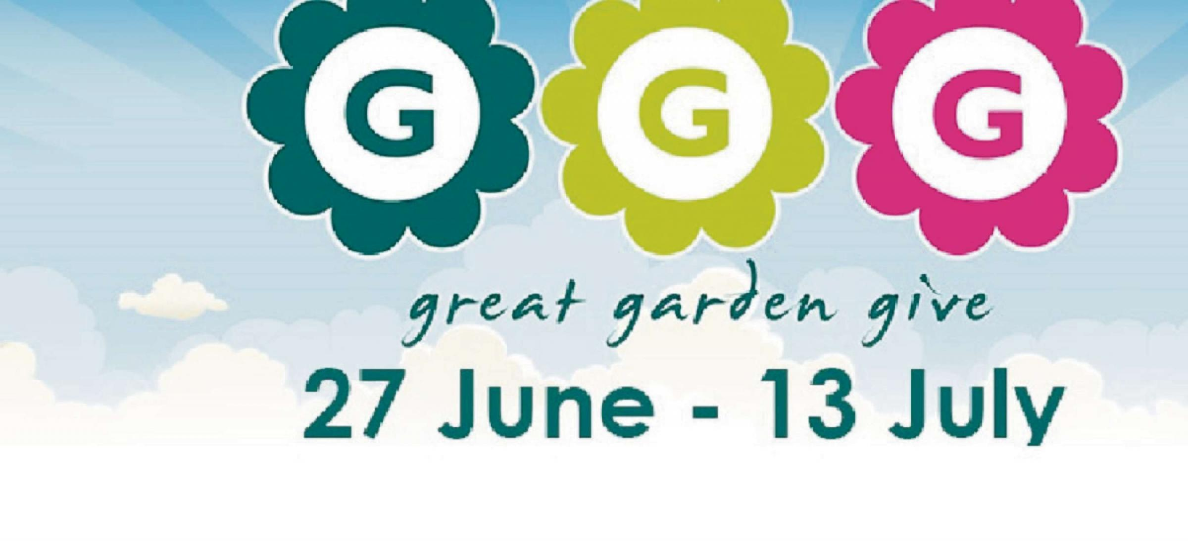 The great Garden Give initiative runs until July 13.