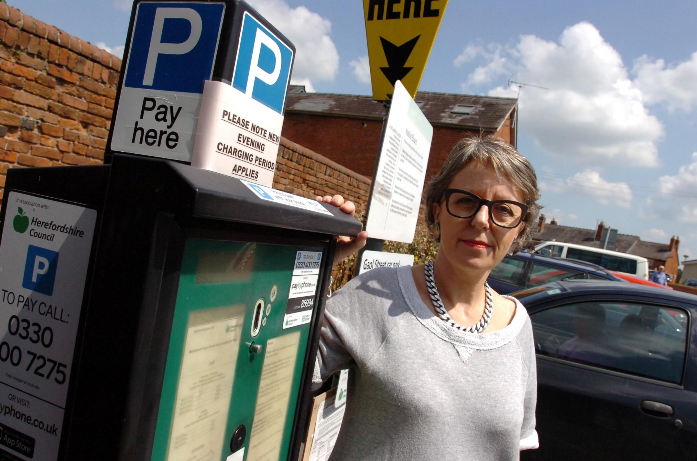 Herefordshire Council rakes in £50k through motorists 'overspending' at car parks