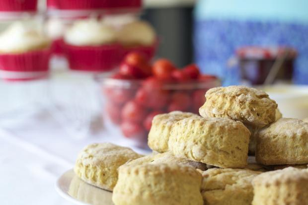 Cream teas will be on offer at a summer fete at Dulas Court.