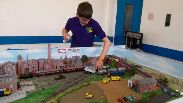 Model Railway Exhibition being organised by Ross Rotary.