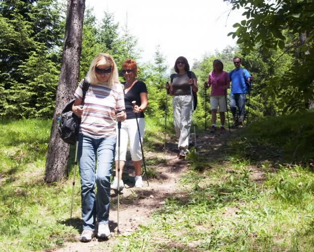 Hereford Times: A Nordic walking course wil