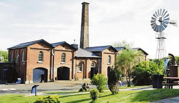 The Waterworks Museum hosts a gala day this Sunday.