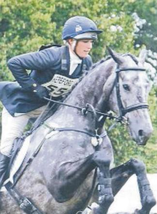 Zara Phillips will be at this year's Homme House Horse Trials.