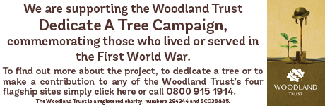 Hereford Times: Woodland Trust