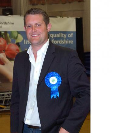 Andrew Atkinson is the Conservative parliamentary candidate f