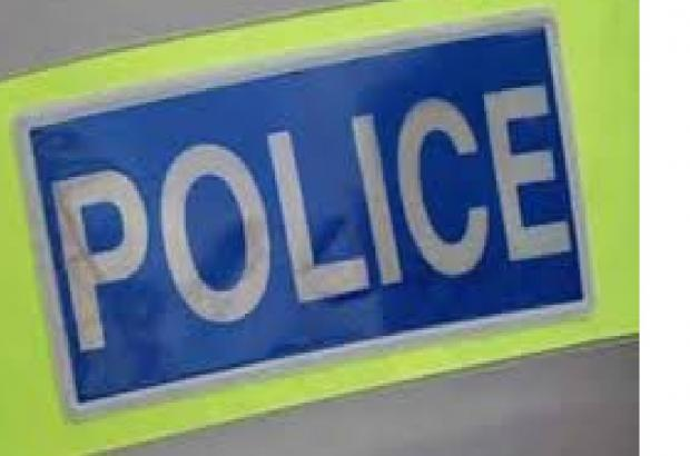 A man was allegedly assaulted after he walked home from a night out in Hereford.