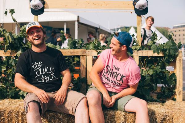 First Time Farmers and fruit juice entrepeneurs to host ShackFest