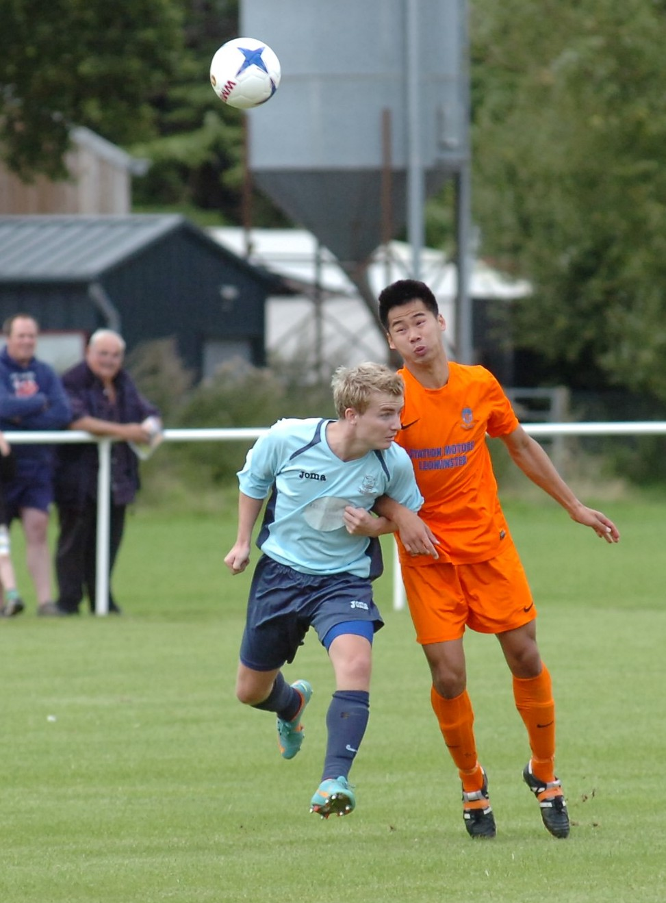 Wellington and Westfields make progress with FA Cup victories