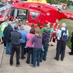 Hereford Times: Midlands Air Ambulance charity open day.