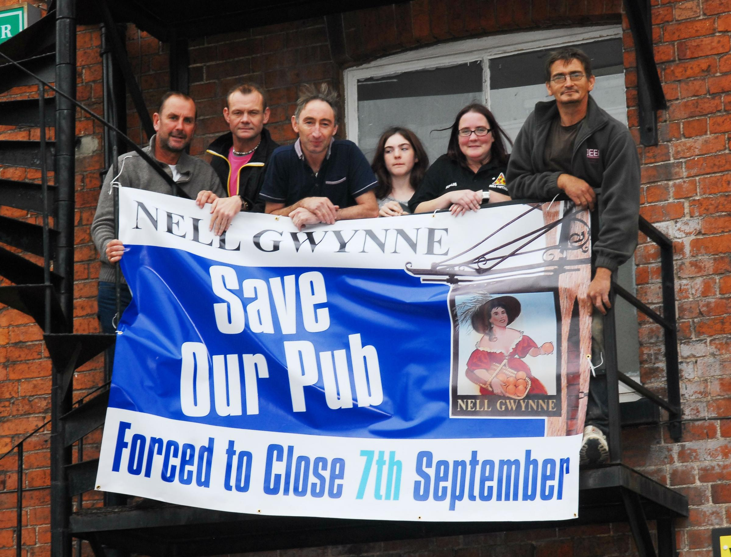 Campaign to keep Hereford pub open