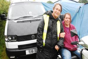 Tributes paid to VW fan who died suddenly last month