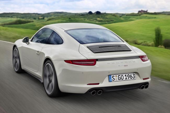 Porche offers classic touch with modern thrill