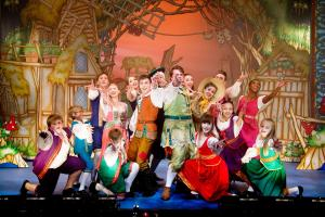 Review: Jack and the Beanstalk - Hereford's Courtyard