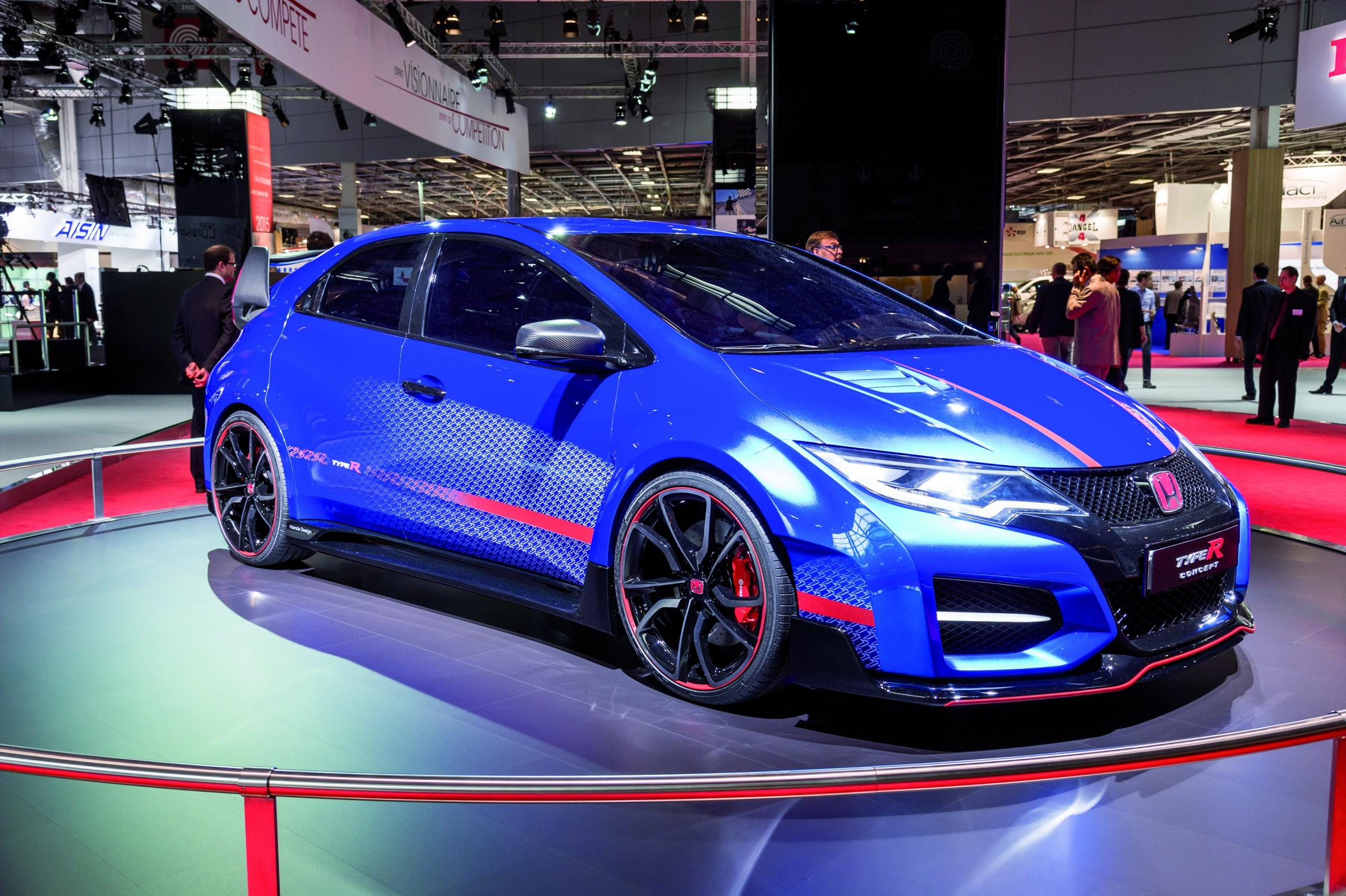 Wow factor - the new Type R