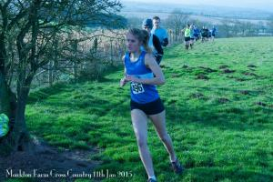 CROSS COUNTRY: Davies and Gilbert extend winning sequence