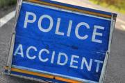 Collision on A49 near Murch Birch has blocked road - emergency services on the scene