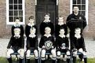 Pictured, the Lucton School winning squad, back row (left to right): Ben Williams, Jordan Hellyer, David Llewellin, John Kelly, Troy Looms (coach); front: Scott Parker,Richard Tweddell, Matt Handley, Tom Looms, Frank Kelly.