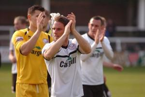 FOOTBALL: Purdie rules himself out of Hereford FC job