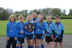 Netball success for Burley Gate Primary School