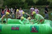 We're only here for the Gunge! - fun at Eastnor