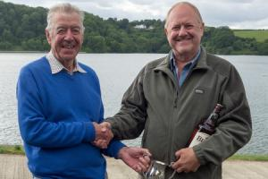 Peberdy wins Hereford Fly Fishing Club award