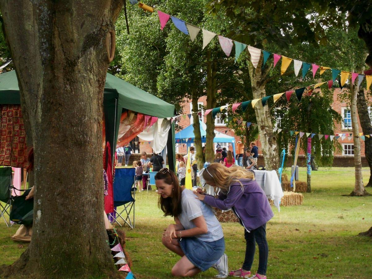 Walled garden fun for Ledbury Festival | Hereford Times