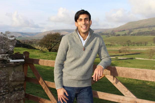 Hereford Times: RURAL: Rishi Sunak